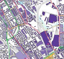 Multiple Deprivation St Pancras & Somers Town ward, Camden Sticker