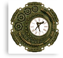 Is time for Steampunk Canvas Print