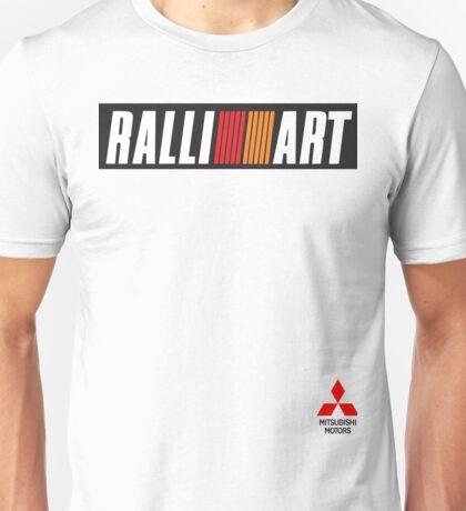 Mitsubishi RalliArt Unisex T-Shirt