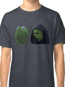 Evil Kermit Meme Classic T-Shirt