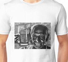 Guy with a Beer Unisex T-Shirt
