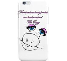 Miss Piggy iPhone Case/Skin