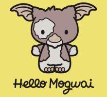 Hello Mogwai One Piece - Short Sleeve