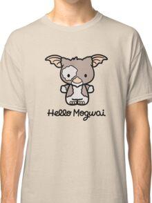Hello Mogwai Classic T-Shirt