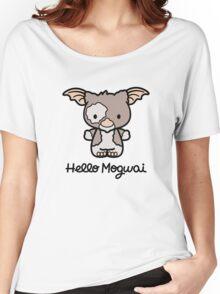 Hello Mogwai Women's Relaxed Fit T-Shirt