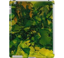 Hijiki | Alcohol Ink Abstract iPad Case/Skin