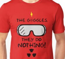 The Goggles Unisex T-Shirt