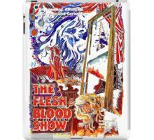 flesh and blood iPad Case/Skin