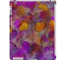 Amoeba | Alcohol Ink Abstract iPad Case/Skin