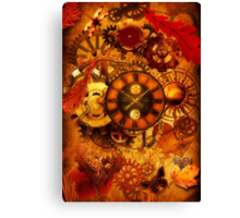 Autumnal Equinox 2014 Canvas Print