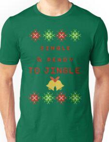 Single and Ready to Mingle (JINGLE) Unisex T-Shirt