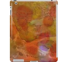 Power | Alcohol Ink Abstract iPad Case/Skin