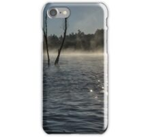 The morning fog iPhone Case/Skin
