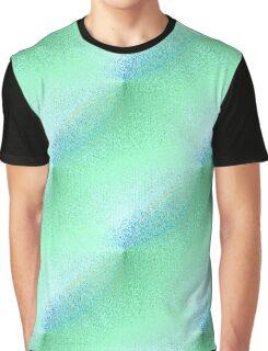 Mint Clouds Graphic T-Shirt