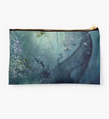 Realms of the Enchanted Labyrinth  Studio Pouch