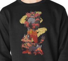 Litten Evolutions Pullover