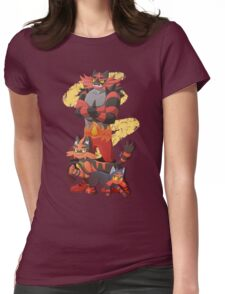 Litten Evolutions Womens Fitted T-Shirt