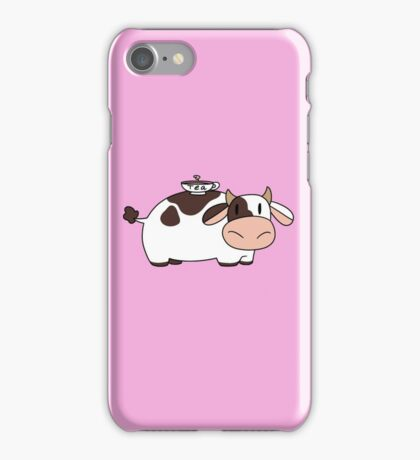 Teacup Cow iPhone Case/Skin