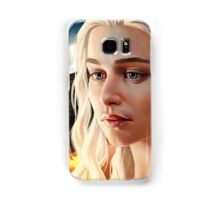 FIRE: Mother of Dragons Samsung Galaxy Case/Skin