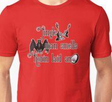 Jingle Bells Batman Smells Unisex T-Shirt