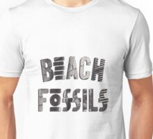 Beach Fossils What A Pleasure Logo Unisex T-Shirt