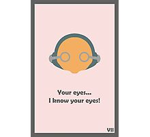 Star Wars - Your Eyes! Photographic Print