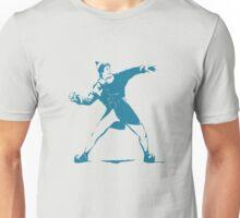 The Snowball Thrower Unisex T-Shirt