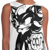 Shadow Sharpie Contrast Tank