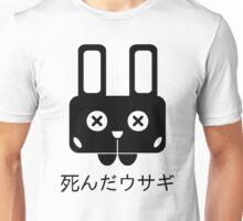 Shinda usagi Unisex T-Shirt