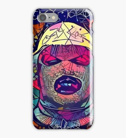 Abstract Oxymoron iPhone Case/Skin