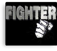 Fist Fighter Canvas Print