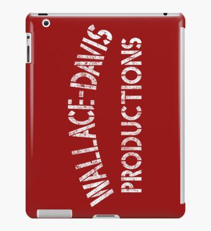 WALLACE - DAVIS Productions iPad Case/Skin