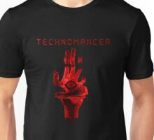 Technomancer Red Unisex T-Shirt