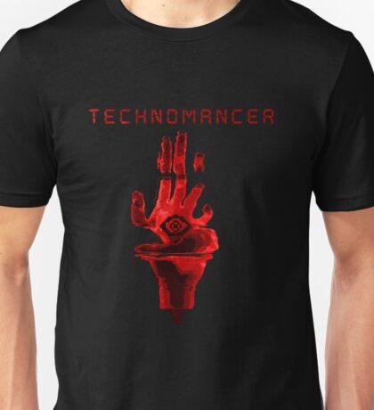 Technomancer Red Unisex T-Shirt