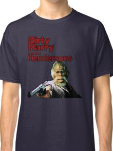 Dirty Harry and the Hendersons Classic T-Shirt