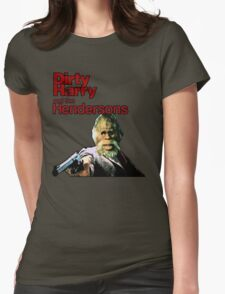 Dirty Harry and the Hendersons Womens Fitted T-Shirt