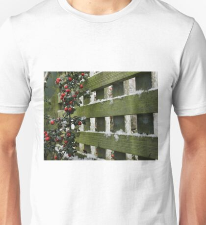 Holly & Snow Unisex T-Shirt