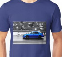 Subaru Racer Unisex T-Shirt