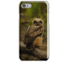 After the first flight (please read description) iPhone Case/Skin