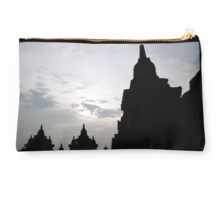 Borobudur.  East Java.  Indonesia. Studio Pouch