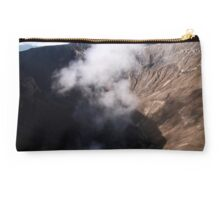 Active Volcano. East Java, Indonesia. Studio Pouch