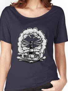 Lighthouse tempest Women's Relaxed Fit T-Shirt