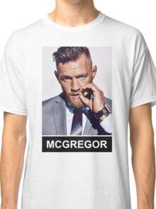 Conor McGregor - Notorious Classic T-Shirt
