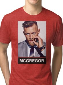 Conor McGregor - Notorious Tri-blend T-Shirt
