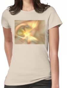 Solar Spikes Womens Fitted T-Shirt