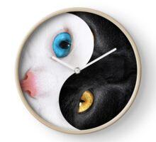 Cat Yang Clock