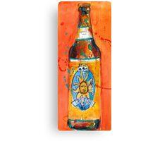 Oberon Beer Art Print Canvas Print