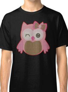 Owl Shirt Juniors Classic T-Shirt
