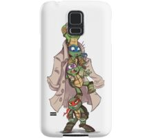 Turtles in a Trenchcoat Samsung Galaxy Case/Skin