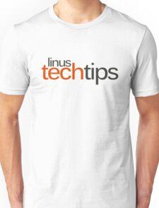 Linuso techtipai Unisex T-Shirt